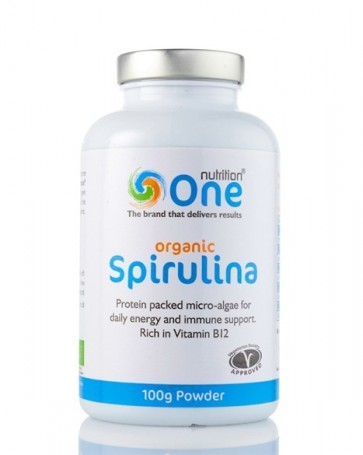 One Nutrition® Organic Spirulina - Powder