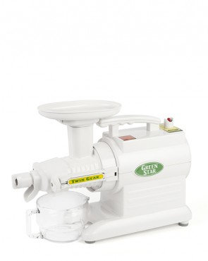 Green Star 2000 Twin Gear Juicer