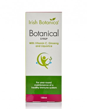 Irish Botanica® Botanical Syrup - 150ml