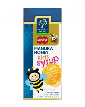 MGO™ 250+ Manuka Honey Kids Syrup - 100ml
