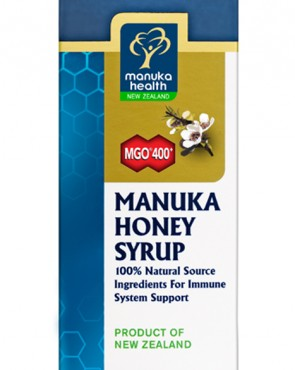 MGO™ 400+ Honey Syrup 100ml
