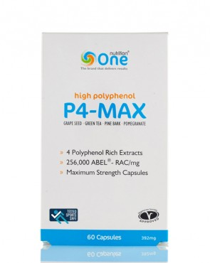 One Nutrition® P4-MAX - 60 Caps