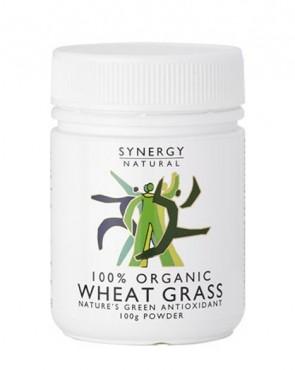 Synergy Organic Wheat Grass - Powder