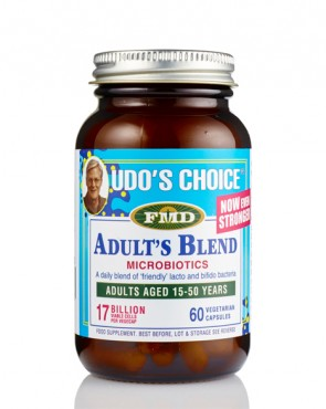 Udo's Choice® Adult's Blend Microbiotic - 60 Caps
