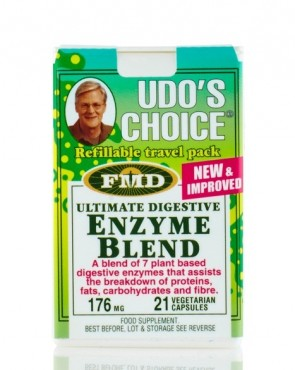 Udo's Choice® Ultimate Digestive Enzyme Blend