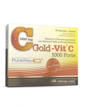 Olimp Labs Gold-Vit® C 1000 Vitamin C - 30 Capsules