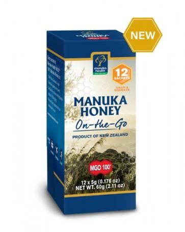 MGO™ Manuka Honey - On-the-Go 12'S