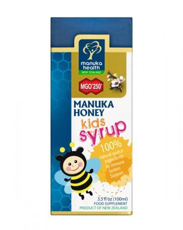 MGO™ 250+ Manuka Honey Kids Syrup - 100ml