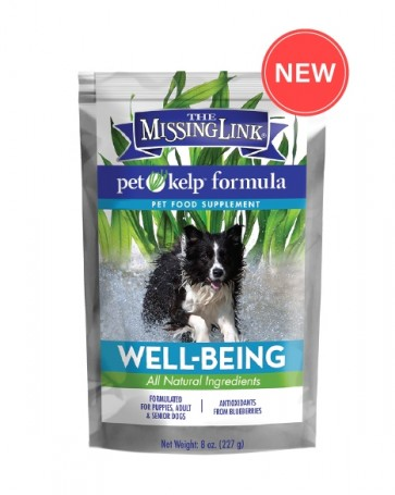 The Missing Link Pet Kelp Canine Wellbeing Formula 227g