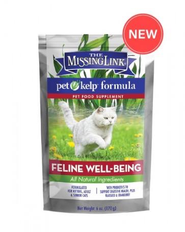 The Missing Link Pet Kelp Feline Wellbeing Formula 170g