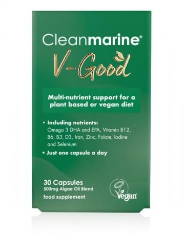 Cleanmarine® V-Good 30 Caps