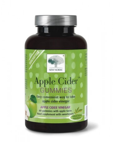 New Nordic™ Apple Cider - 60 Gummies