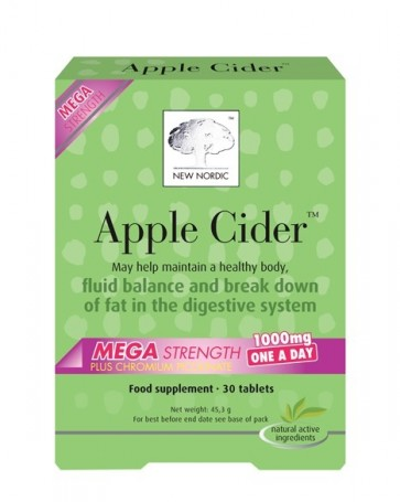 New Nordic™ Apple Cider Mega Strength 1000mg