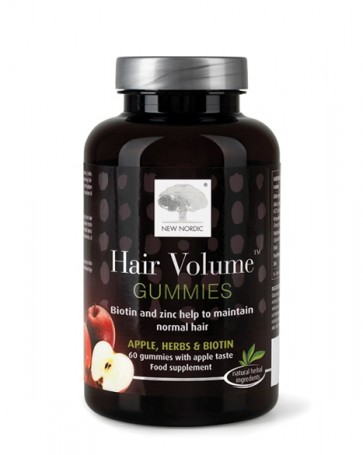 New Nordic™ Hair Volume - 60 Gummies (NEW)