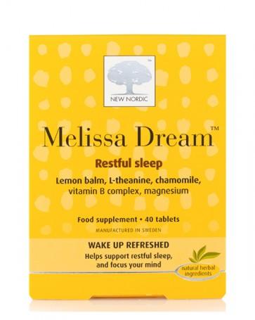 New Nordic™ Melissa Dream - 40 Tabs