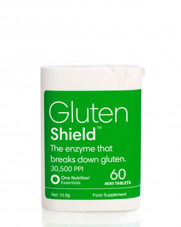 One Nutrition Essentials Gluten Shield - 60 Tabs