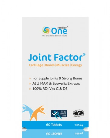 One Nutrition® Joint Factor - Sports Safe - 60 Tabs