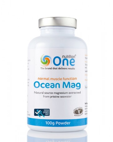 One Nutrition® Ocean Mag - Sports Safe - 100g Powder