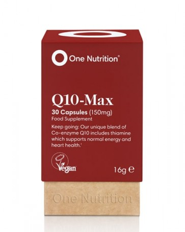One Nutrition® Q10-MAX - 30 Caps