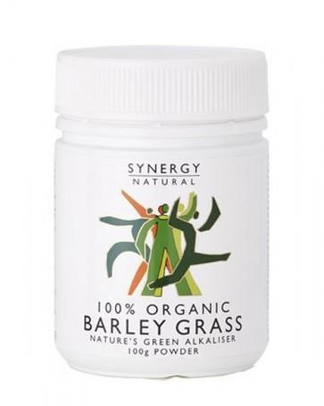 Synergy Organic Barley Grass - Powder