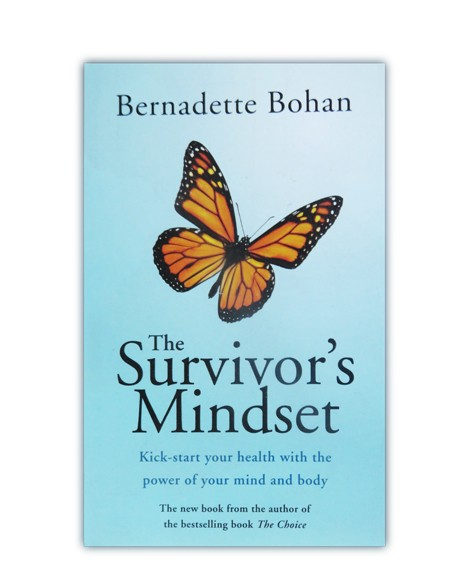 Bernadette Bohan The Survivor S Mindset Book