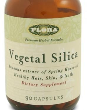 Flora Vegesil Capsules - 90 Caps