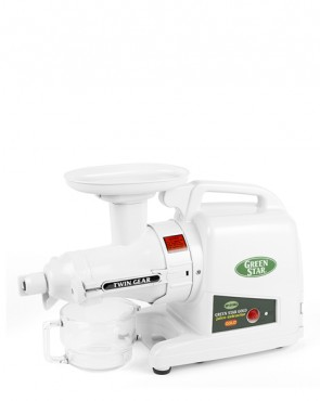 Green Star GOLD Twin Gear Juicer