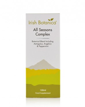 Irish Botanica® All Seasons Complex - 150ml