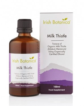Irish Botanica® Milk Thistle - 100ml