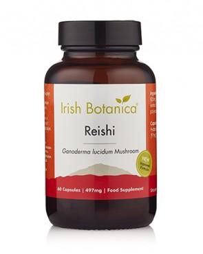 Irish Botanica® Reishi Mushroom - 60 Caps