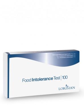 Lorisian Food Intolerance Programme - 100 (food types tested)