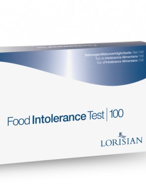 Lorisian Food Intolerance Programme - 100 (food types tested)