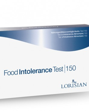 Lorisian Food Intolerance Programme - 150 (food types tested)