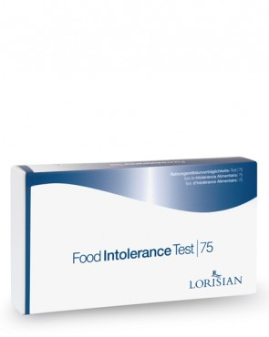 Lorisian Food Intolerance Programme - 75 (food types tested)