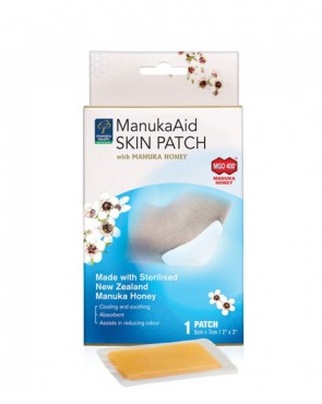 MGO™400+ ManukaAid™ Skin Patch with Manuka Honey