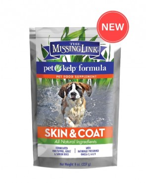 The Missing Link Pet Kelp Canine Skin & Coat Formula 227g