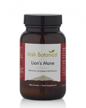 Irish Botanica® Lion's Mane Mushroom Powder – 100g