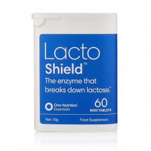 One Nutrition Essentials Lacto Shield - 60 Tabs