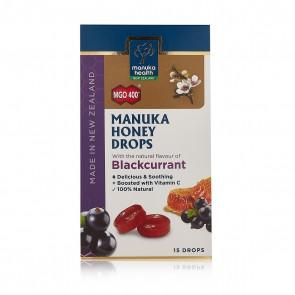 Manuka Honey Lozenges with BLACKCURRANT 4.3g  15s