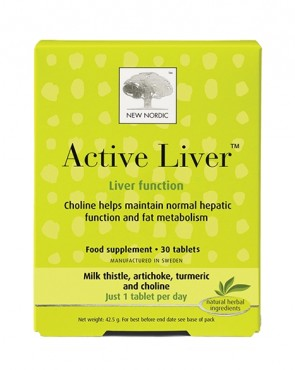 New Nordic – Active Liver™ - 30 Tablets