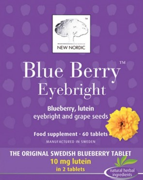 New Nordic™ Blue Berry - 60 Tabs