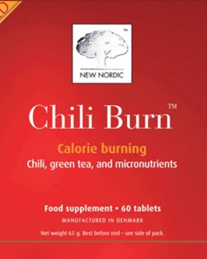 New Nordic™ Chili Burn - 60 Tabs