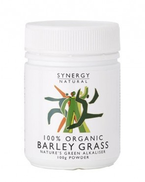 Synergy Organic Barley Grass - Powder