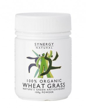 Synergy Organic Wheat Grass - Powder