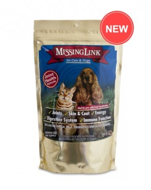 The Missing Link for Cats & Dogs - Joint Health Formula 454g