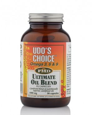 Udo's Choice® Ultimate Oil Blend - Capsules