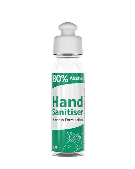 Hand Sanitiser Handrub Formulation -100ml