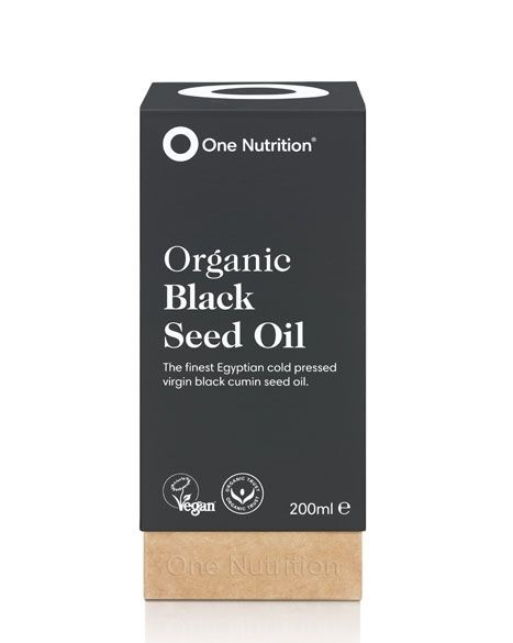 One Nutrition Organic Black Seed Oil