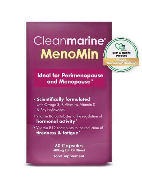 Cleanmarine® MenoMin - 60 Caps