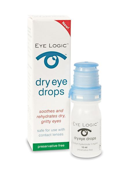 Eye Logic™ Dry Eye Drops - 10ml